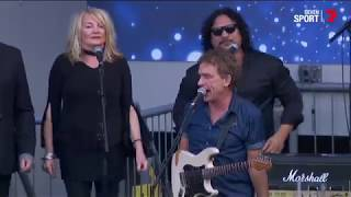 Ian Moss - Telephone Booth, A Girl Like You & Tuckers Daughter. Live At The MCG