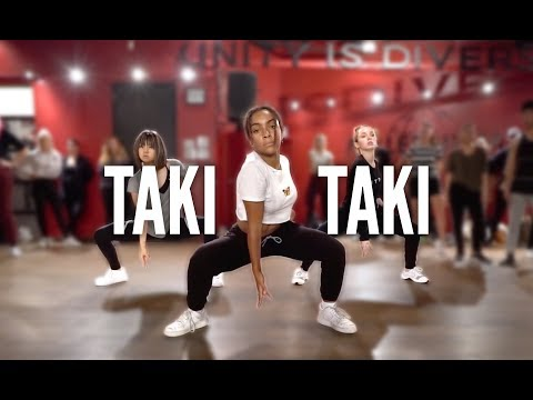 Video TAKI TAKI - DJ Snake (Feat. Selena Gomez, Ozuna, Cardi B) | Kyle Hanagami Choreography download in MP3, 3GP, MP4, WEBM, AVI, FLV January 2017