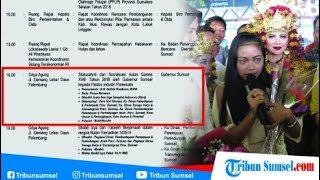 Video Menyambut Kedatangan Rara, Finalis Liga Dangdut Indonesia (LIDA) 2018 di Bandara SMB II Palembang MP3, 3GP, MP4, WEBM, AVI, FLV Mei 2018