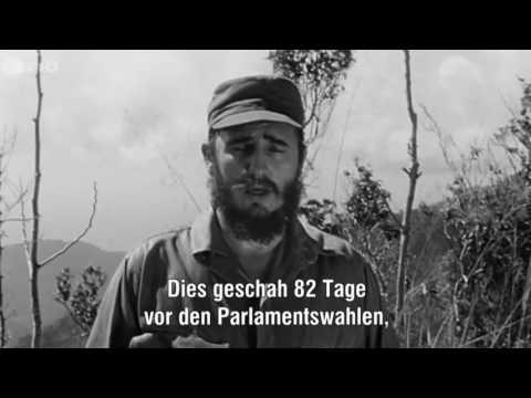 Die Fidel Castro Bänder - ZDF Doku