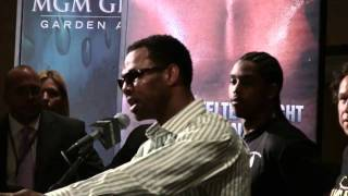 Shane Mosley Compares Manny Pacquiao and Floyd Mayweather