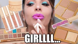 Hey Larlees, todays video is a FUILL review and first impressions of the Kylie Cosmetics Vacation summer 2017 collection. There were defiantly some hits and a few misses keep watching to find out more! - LauraDONATE:When you donate to st jude you are entered to win MAKEUP!!http://www.stjude.org/beauty SUBSCRIBE TO MY VLOG CHANNEL: https://www.youtube.com/c/LauraLeeVlogsPRODUCTS MENTIONED:Kylie Cosmetics Vacation Collection: http://bit.ly/2sRN4m6*** D I S C O U N T  - C O D E S ***___my vanity: http://bit.ly/29z6ZNxuse code LAURALEE for $$ off!!Morphe Brushes USE CODE LauraLee for 10% off!http://morphebrushes.comJouer cosmetics - code: LAURA15OFF for 15% off! https://www.jouercosmetics.comOfra Cosmetics use code LAURALEE30 for 30% off!! http://bit.ly/2bm3dGbArtis Couture code: LAURALEE for 15% off! http://www.artistcouture.com/MY PALETTE VIOLET VOSS X LAURALEE- code: LAURALEE for 10% off!http://bit.ly/2nrLMIMSOCIAL MEDIA:INSTAGRAM:  LarlarleeSNAPCHAT: Laura88leeFACEBOOK: Laura LeeTWITTER: LAURA88LEEmusical.ly - Laura88leeMy Camera: http://amzn.to/2iKeRMH♡For any business inquiries please email me at: laura88lee@gmail.comFTC- NOT SPONSORED!