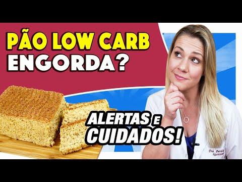 Nutricionista - Pão Low Carb Engorda? [CUIDADOS, ALERTAS e DICAS]