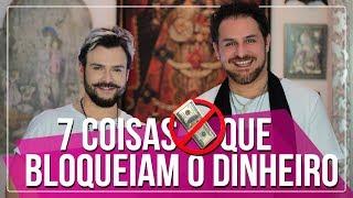 Download Lagu 7 Coisas Que BLOQUEIAM O DINHEIRO Mp3