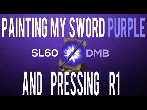 Dark Souls 3 PvP - SL60 Darkmoon Blade Invasions Build