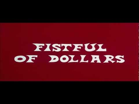 A Fistful of Dollars (1964) title sequence