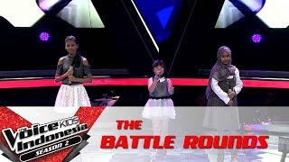 "Video Rachel & Joy & Tiara ""You'll Be In My Heart""
