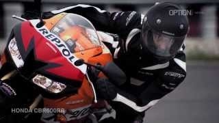 3. 2013 Honda CBR600RR OFFICIAL Trailer [HD] (Option Auto News)