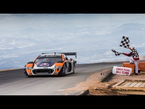Rhys Millen Full POV Run At Pikes Peak