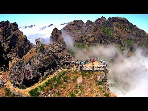 Madeira Vistas Aéreas