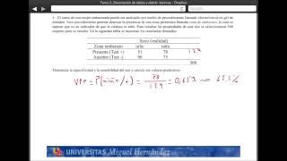 Umh2072 2013-14 Tema 2.2 Test De Diagnóstico. Ejercicio 1