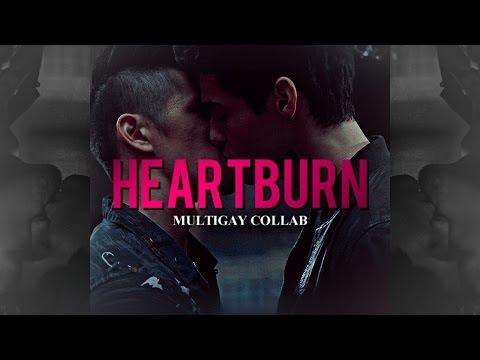 Video multigay collab • heartburn [HBD SASHA] download in MP3, 3GP, MP4, WEBM, AVI, FLV January 2017