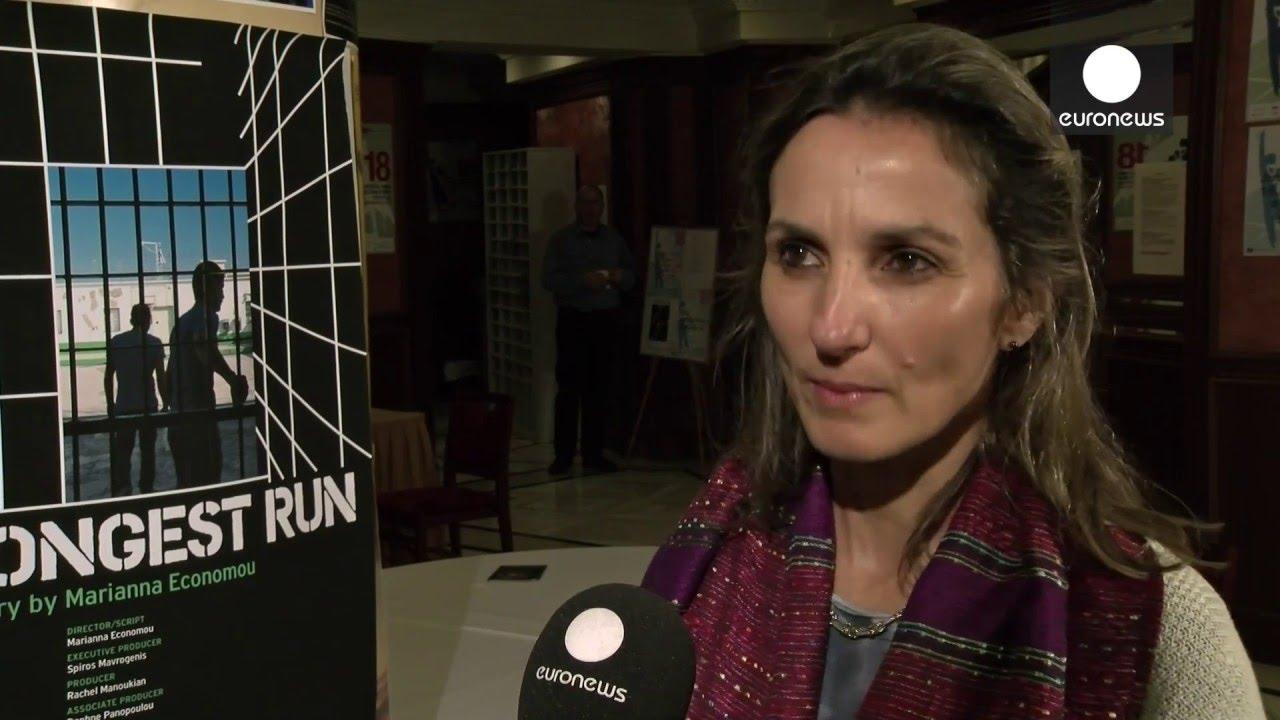 18o Φεστιβάλ Ντοκιμαντέρ Θεσ/νίκης: Η Μαριάννα Οικονόμου στην κάμερα του Euronews