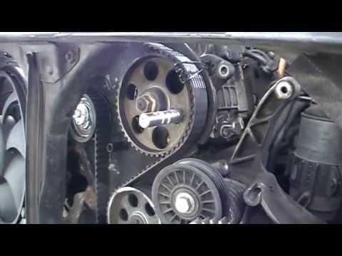 Napinacz łancucha Rozrządu Audi A4 B6 1 8t Youtube Downloader
