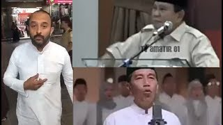 Video Orang arab ditanya apa bedanya Prabowo dan Jokowi ? Jawabannya bikin ngakak 😂 MP3, 3GP, MP4, WEBM, AVI, FLV Juli 2019