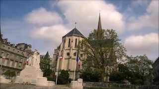 Pau France  city photo : Time-lapse photography of Pau, France [HD]