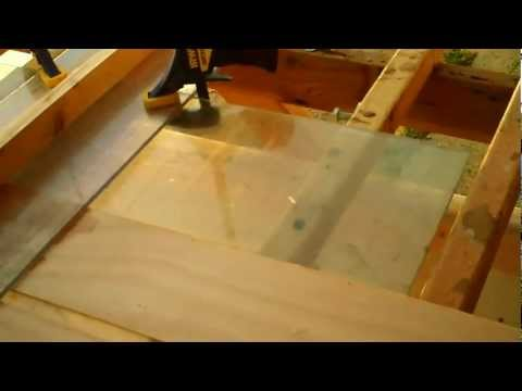 Tricks to Building the Sides of the Kaholo Wood Stand Up Paddle Board : Part 1