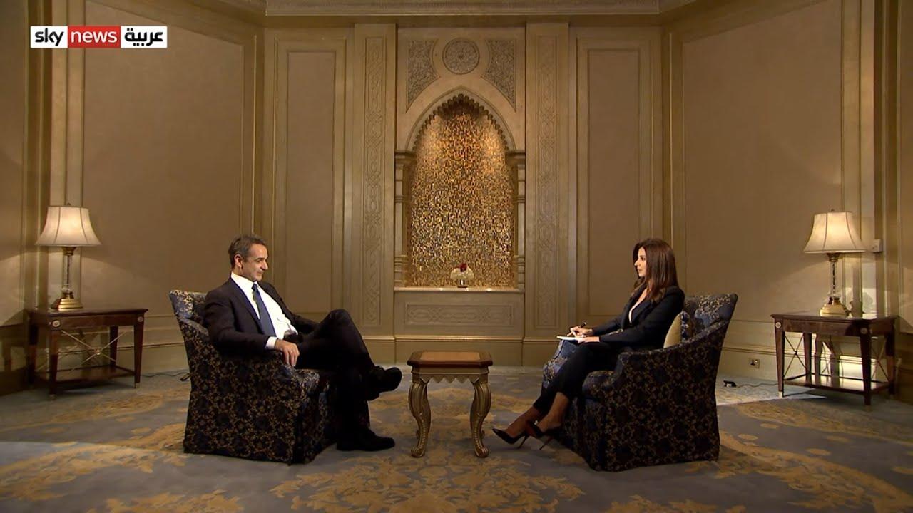 Συνέντευξη του Πρωθυπουργού κατά τη διάρκεια της παραμονής του στα Ηνωμένα Αραβικά Εμιράτα