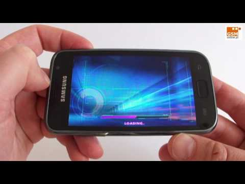 Samsung Galaxy S - hands on 3