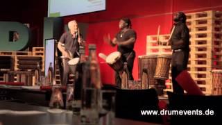 """DrumEvents.de  """"Boomwhackers"""""""