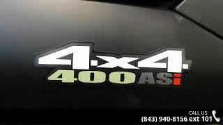 8. 2017 Suzuki KingQuad 400ASi Special Edition  - Velocity P...