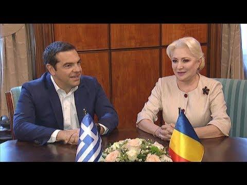 Στο Βουκουρέστι  ο πρωθυπουργός