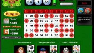 Saints and Sinners Bingo Yüklə videosu