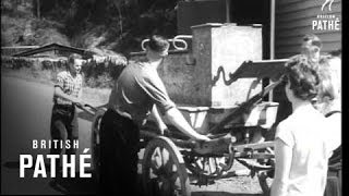 Walhalla Australia  city photos : Australian Ghost Town Of Gold Rush Days (1963)