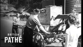 Walhalla Australia  city photos gallery : Australian Ghost Town Of Gold Rush Days (1963)