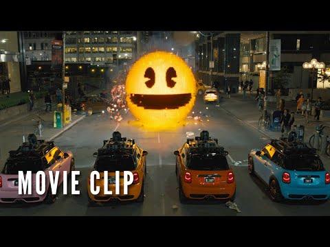 Pixels (Clip 'Pac Man')