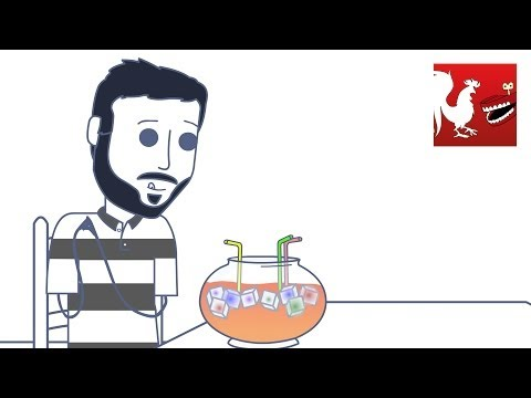 Rooster Teeth Animated Adventures - Dan Drinks, Gavin Hoodwinks