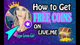 Video How to Get FREE COINS on LiveMe MP3, 3GP, MP4, WEBM, AVI, FLV Oktober 2018
