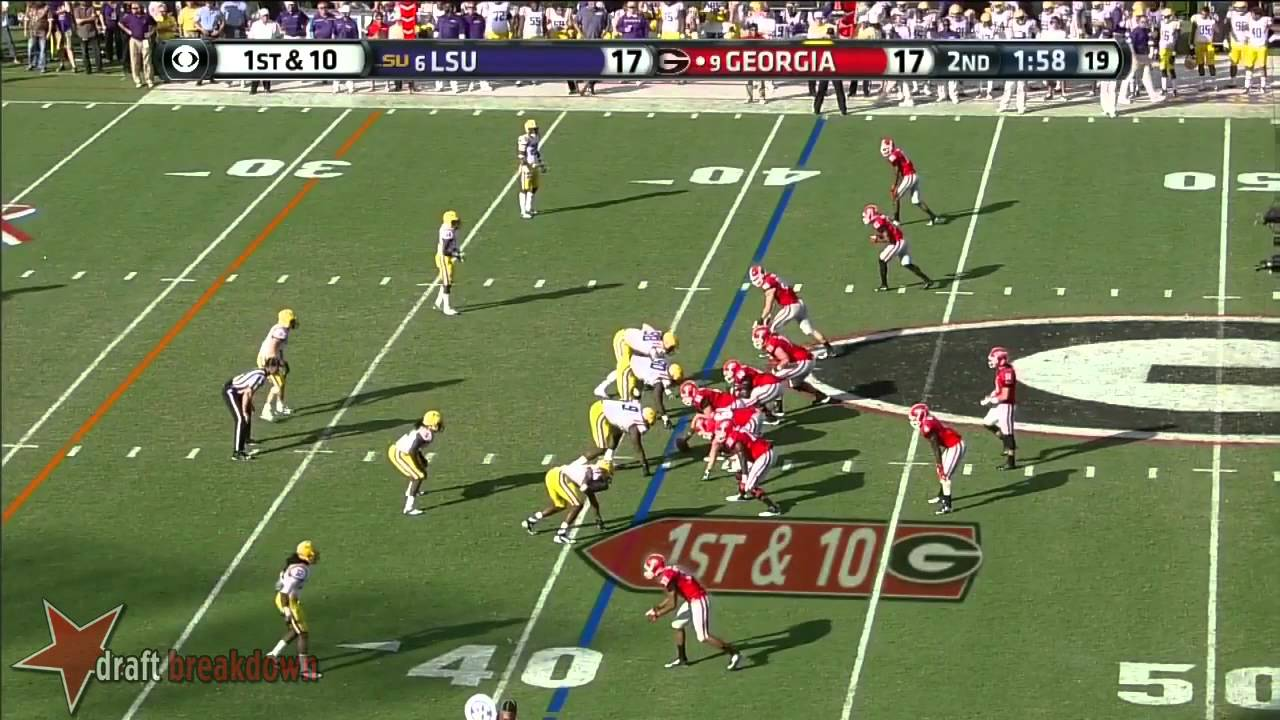 Anthony Johnson vs Georgia (2013)
