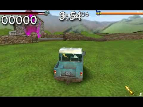 Shaun the Sheep Lamb Rover 4x4:Bull Bars ①