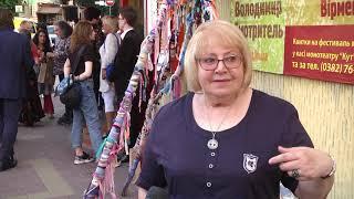 """21 міжнародний фестиваль моновистав «Відлуння» відбувся у Хмельницькому монотеатрі """"Кут"""""""