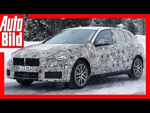 BMW 1er (2019) schärferes Design & hochwertiges Interie ...