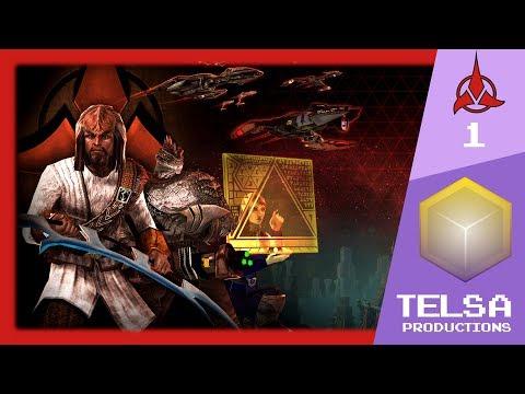 Episode 1 - Tutorial - KDF Playthrough - Star Trek Online 2018