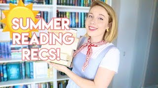 Must Read Summer Book Recommendations!!