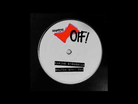 Darius Syrossian - Fugazi Land [Snatch! Records]