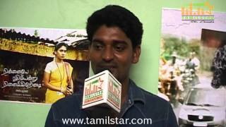 Sathish at Ninnaiye Radhiyendru Ninaikkindrenadi Team Interview