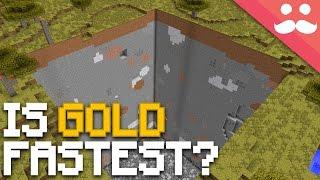 Video Minecraft: Are Gold Tools FASTER Than Diamond!? MP3, 3GP, MP4, WEBM, AVI, FLV September 2019