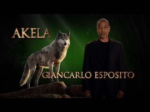 The Jungle Book (Giancarlo Esposito is Akela Spot)