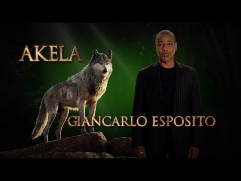 The Jungle Book (Giancarlo Esposito is Akela Spot)