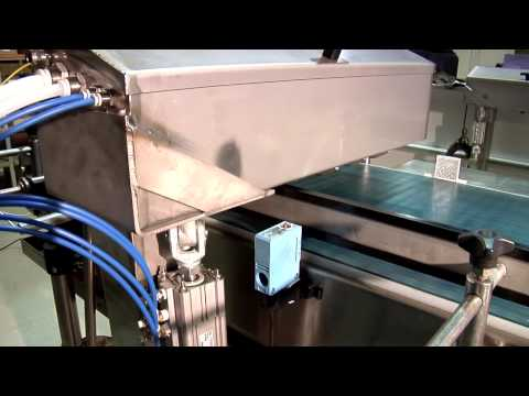 AutoJet® Bread Pan Oiling Spray System