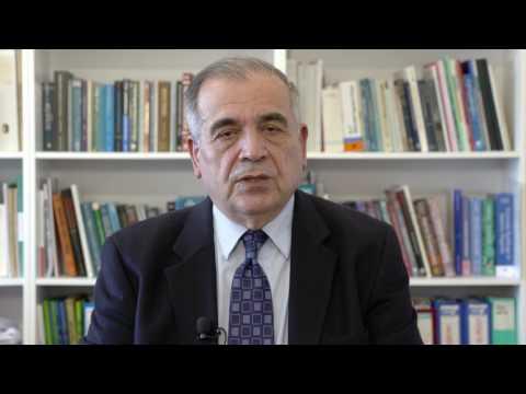 Prof. Dr. Mustafa Erdik DASK Depreme Dayanıklı Bina Tasarım Yarışması hakkında görüşlerini anlatıyor