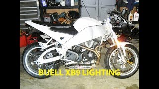 8. 2003 Harley Buell XB9R Review and Ride with GoPro. Great Bike!