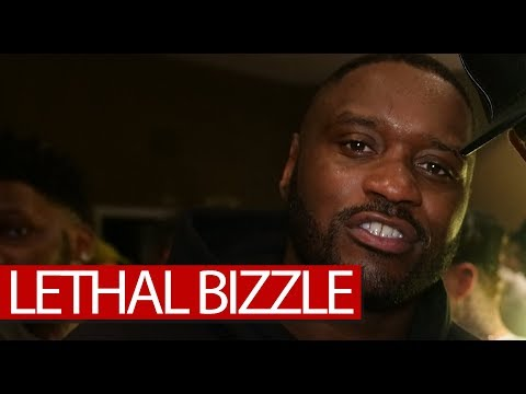 LETHAL BIZZLE BACKSTAGE TALKS GRIME SCENE, NEW E.P, NEW SHOW CARNAGE @TimWestwood @LethalBizzle