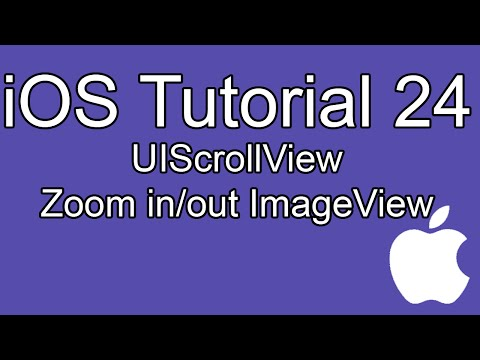 IOS Tutorial - Part 24 - UIScrollView