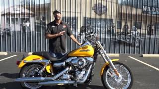 5. 2013 Harley Davidson Dyna Super Glide Custom!