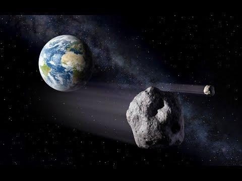 EXTRANO ASTEROIDE DOBLE CERCA DE LA TIERRA ES DESCUBIERTO POR LA NASA | @pepeenvivo_Spacecraft videos